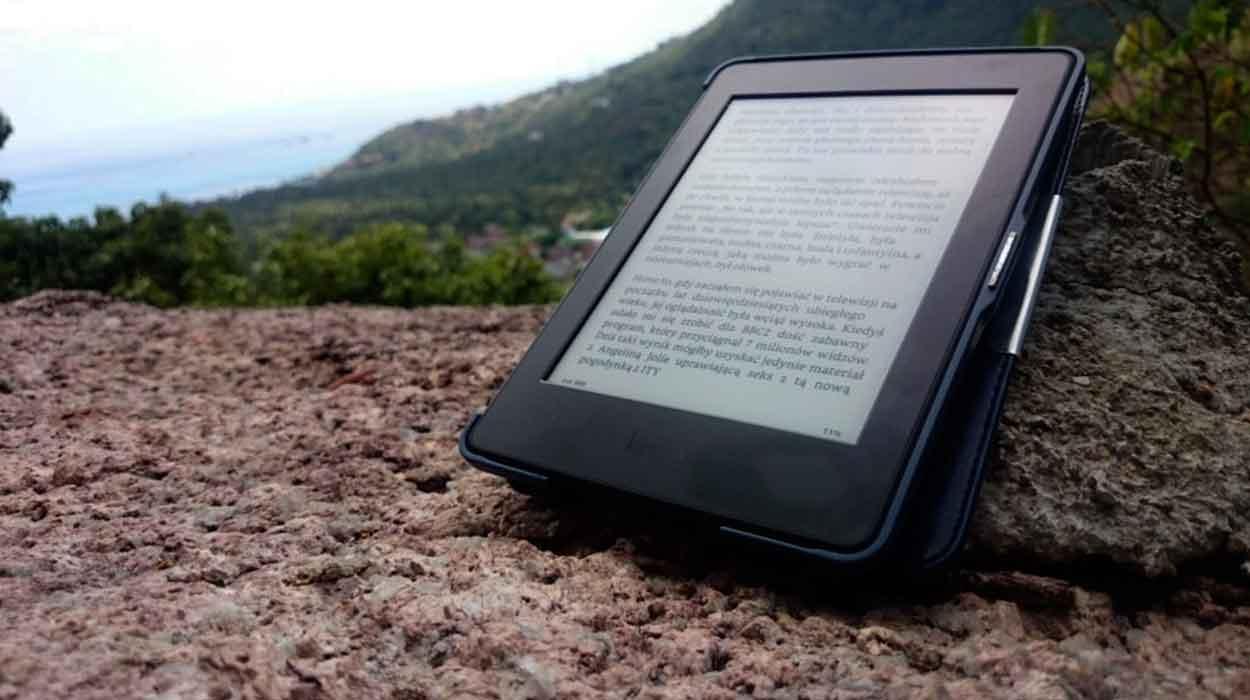 ebook kindle recenzja opinie test