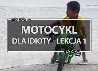 jazda na motorze motocykl nauka tajlandia