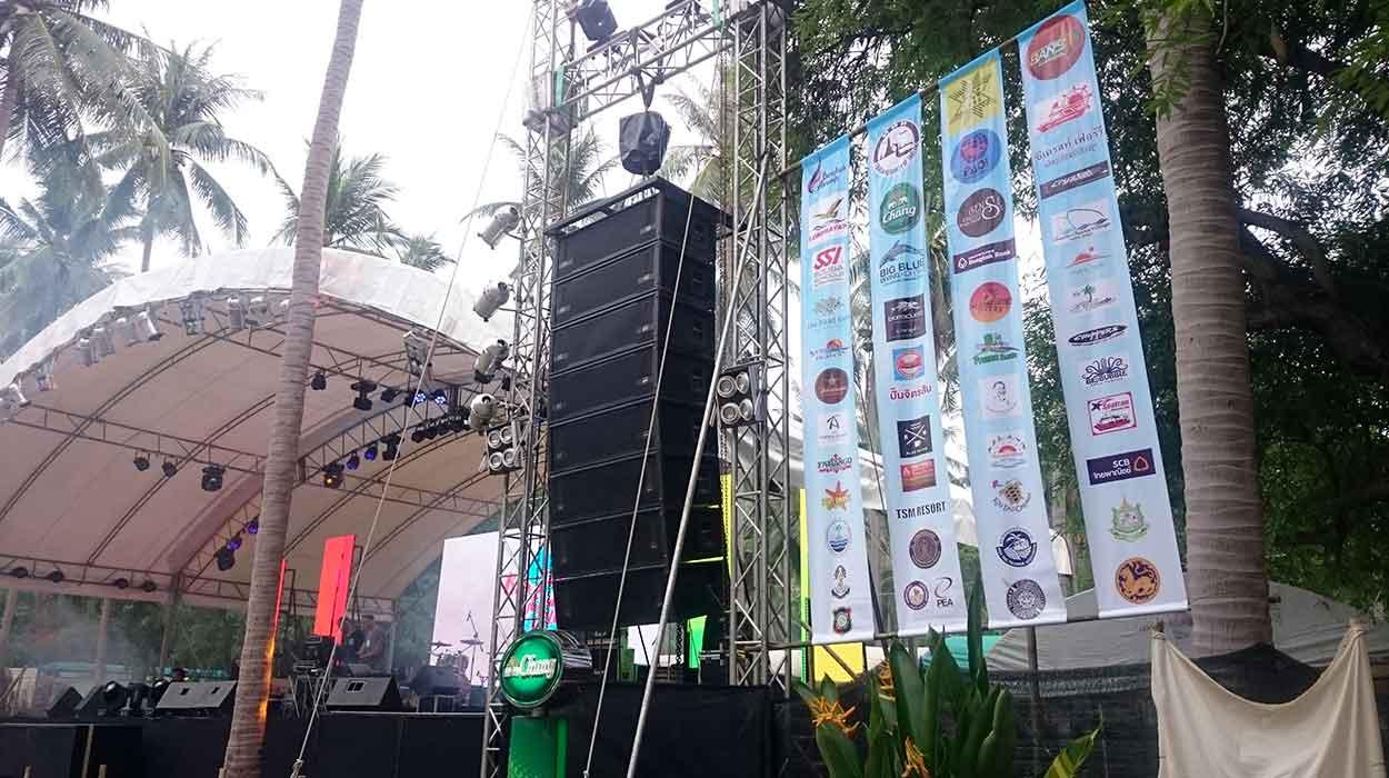 Guinnessa rekord pobity ksiega lista proba impreza koh tao tajlandia