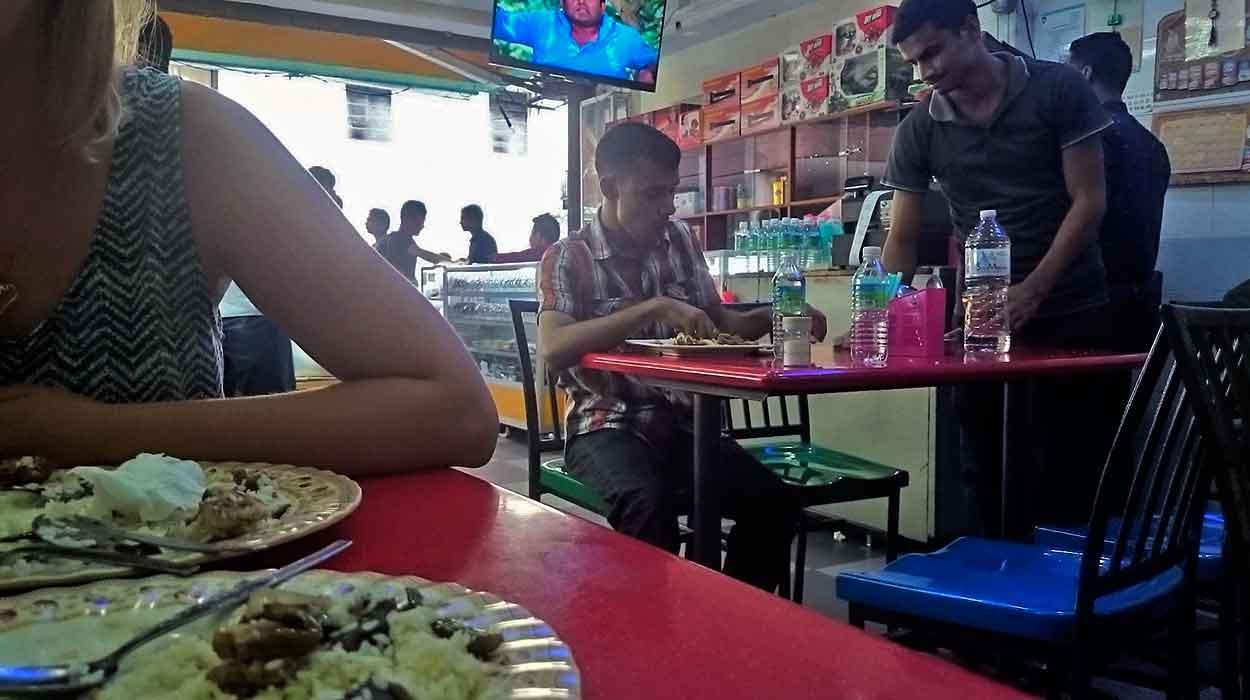 kuala lumpur malezja jedzenie ceny koszt wycieczka