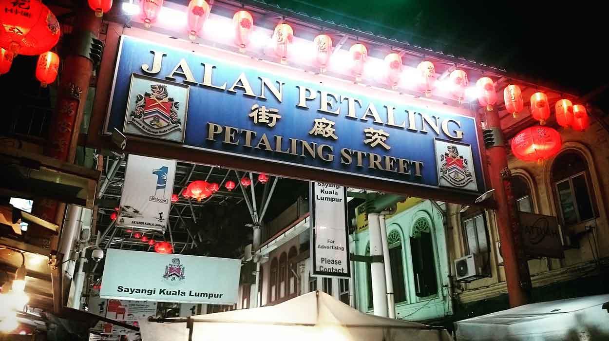 kuala lumpur malezja jedzenie ceny restauracje targ zakupy
