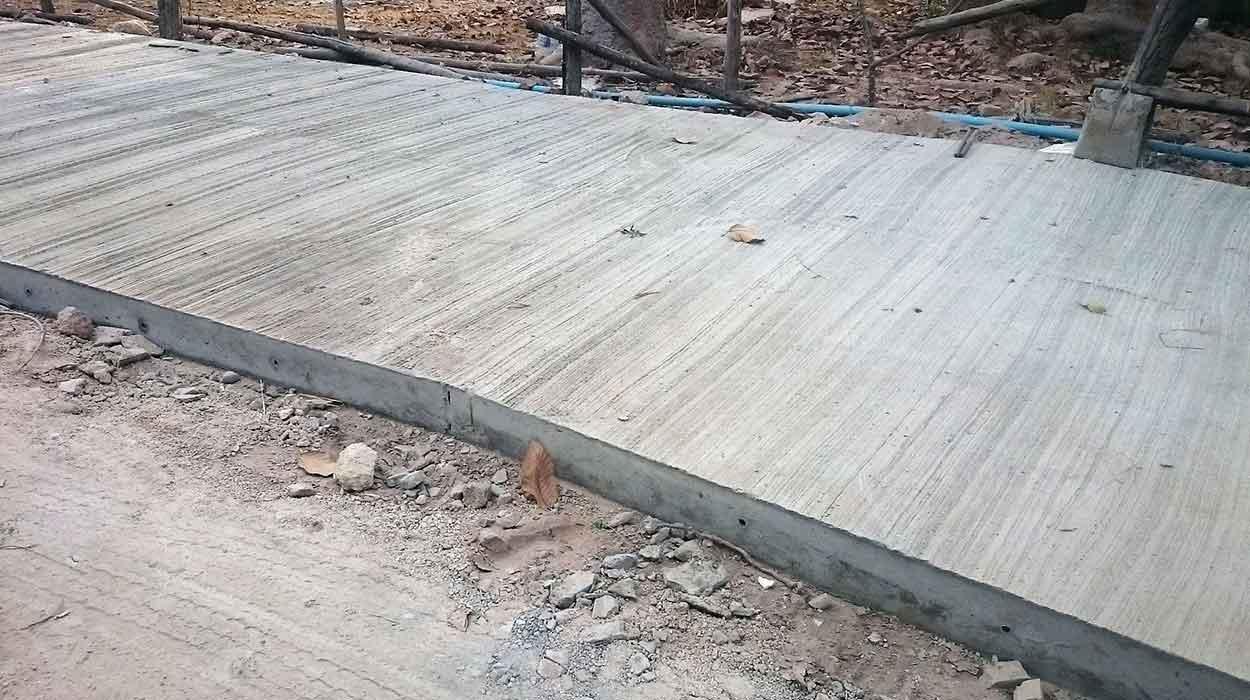 droga pogoda tajlandia asfalt budowa koh tao