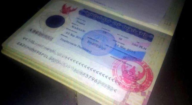 TAJLANDIA: wizy i ich ceny oraz visa-run's