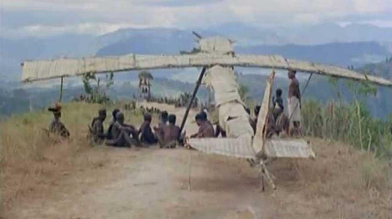 nienawidze latac samolotem wypadki lotnicze kult cargo
