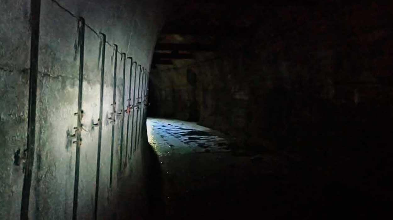 międzyrzecki rejon umocniony mru bunkry podziemia tunel