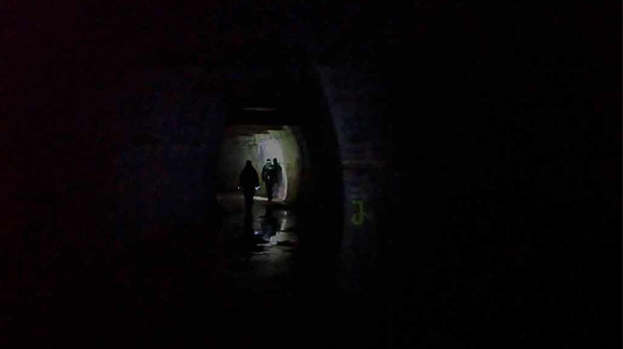 międzyrzecki rejon umocniony mru podziemia tunele