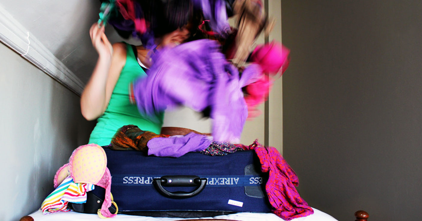 pierwszy raz w tajlandii blog porady 10 bledow w Tajlandii - pakowanie
