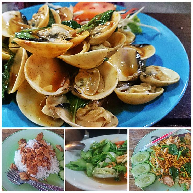 pierwszy raz w tajlandii blog porady 10 bledow Tajlandia- jedzonko