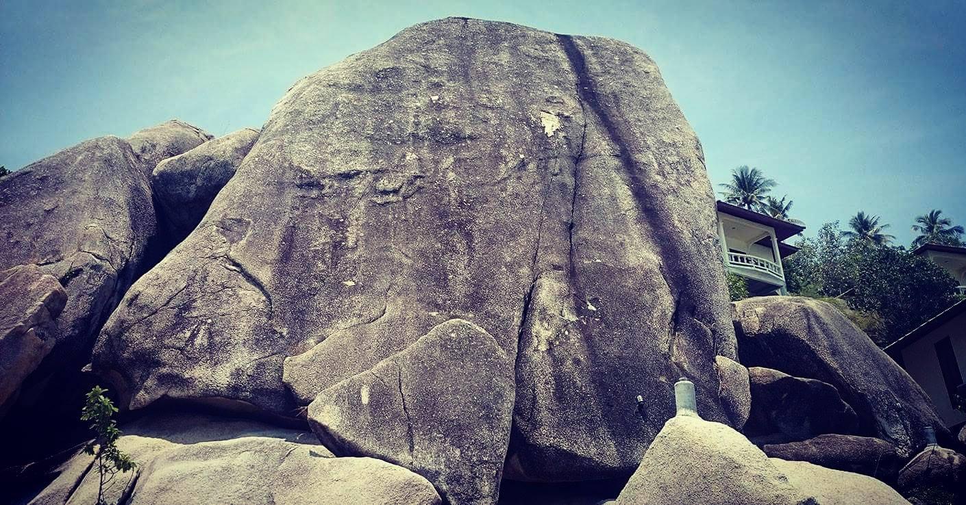 wyspa Koh Tao Tajlandia wspinaczka skałkowa