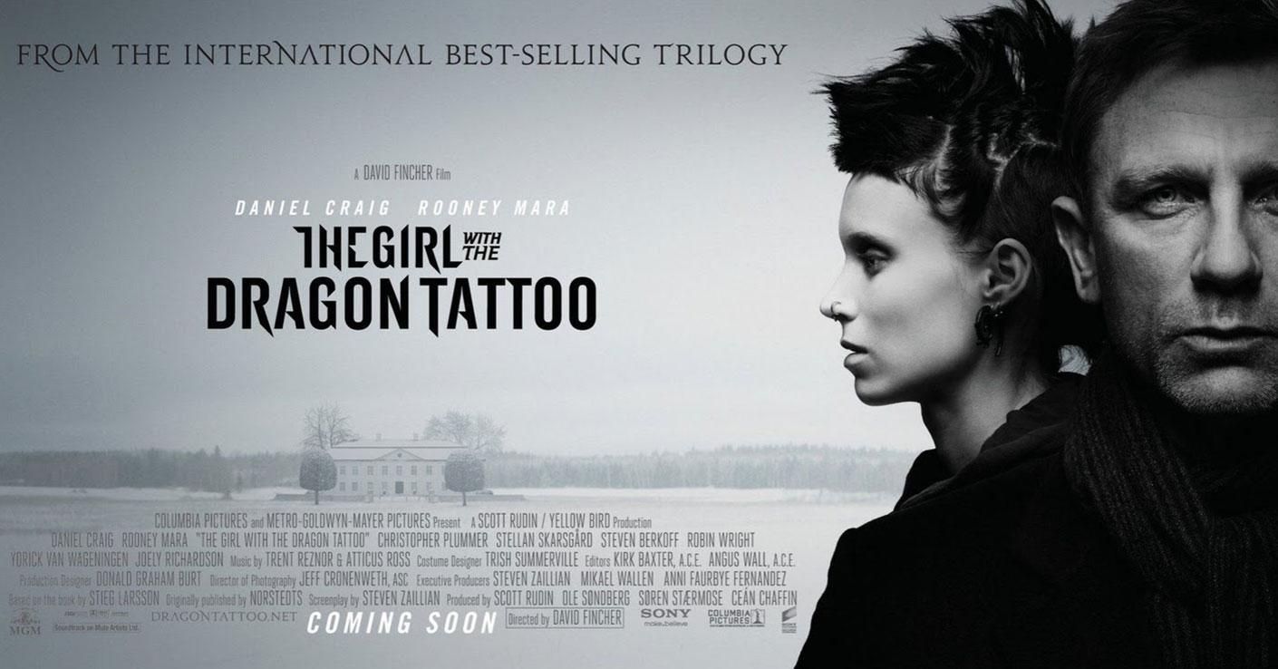 film dziewczyna z tatuażem recenzja opinie
