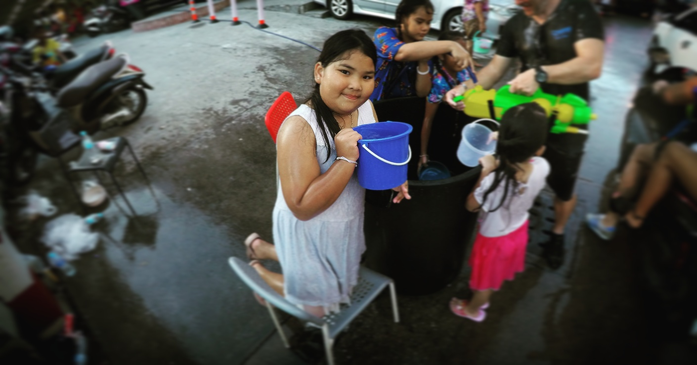 gdzie do tajlandii na nowy rok pogoda Songkran