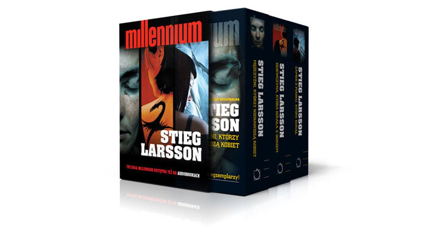 trylogia millenium sensacja czy warto przeczytać o czym jest