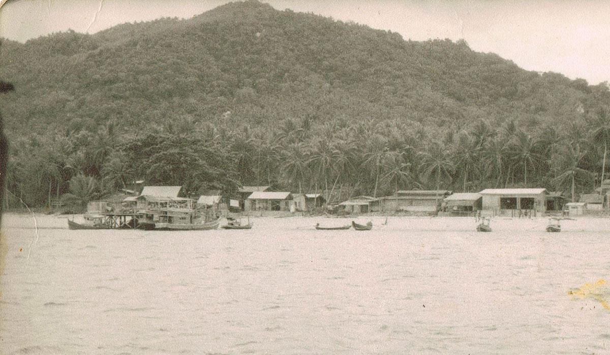 wyspa koh tao tropikalna tropiki gdzie na urlop tajlandia plaża nurkowanie