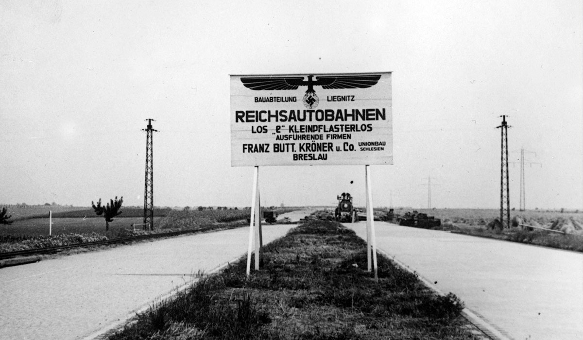 autostrada a4 wroclaw berlin polskie drogi historia budowy