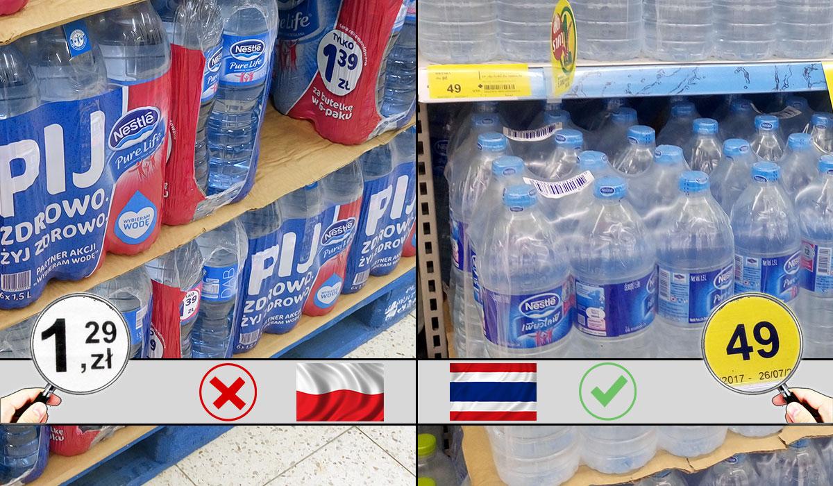 gdzie kupic bangkok tajlandia pattaya samui chang piwo