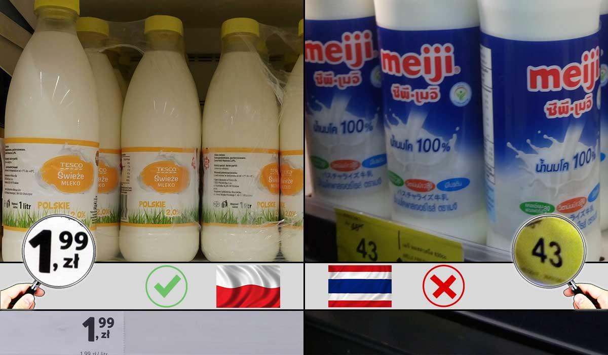 sklep tajlandia pattaya ceny