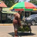kostaryka limon miasto ludzie
