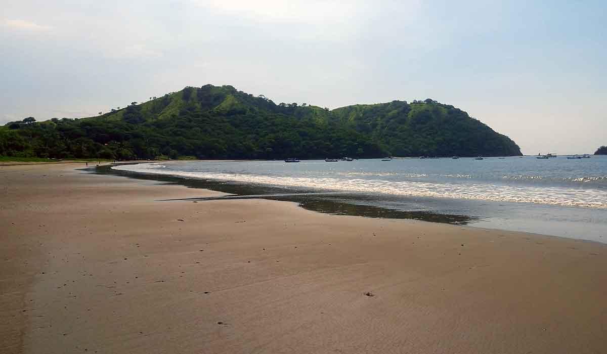 Stolica Kostaryki kostaryka pacyfik plaza wybrzeze