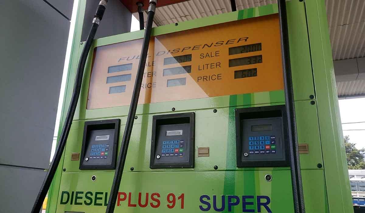 Stolica Kostaryki kostaryka stacja paliw ceny paliwa