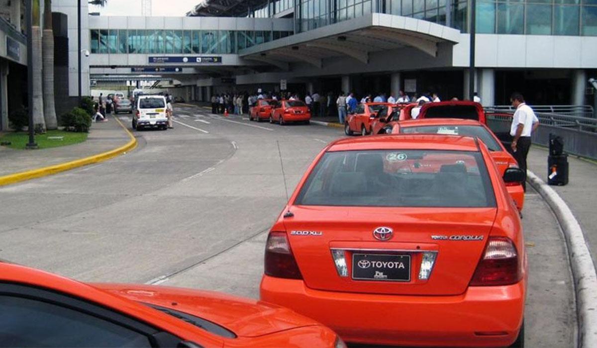 kostaryka taxi taksowki transport san jose costa rica stolica