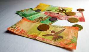 kostaryka waluta colones crc costa rica dolary kurs wymiany