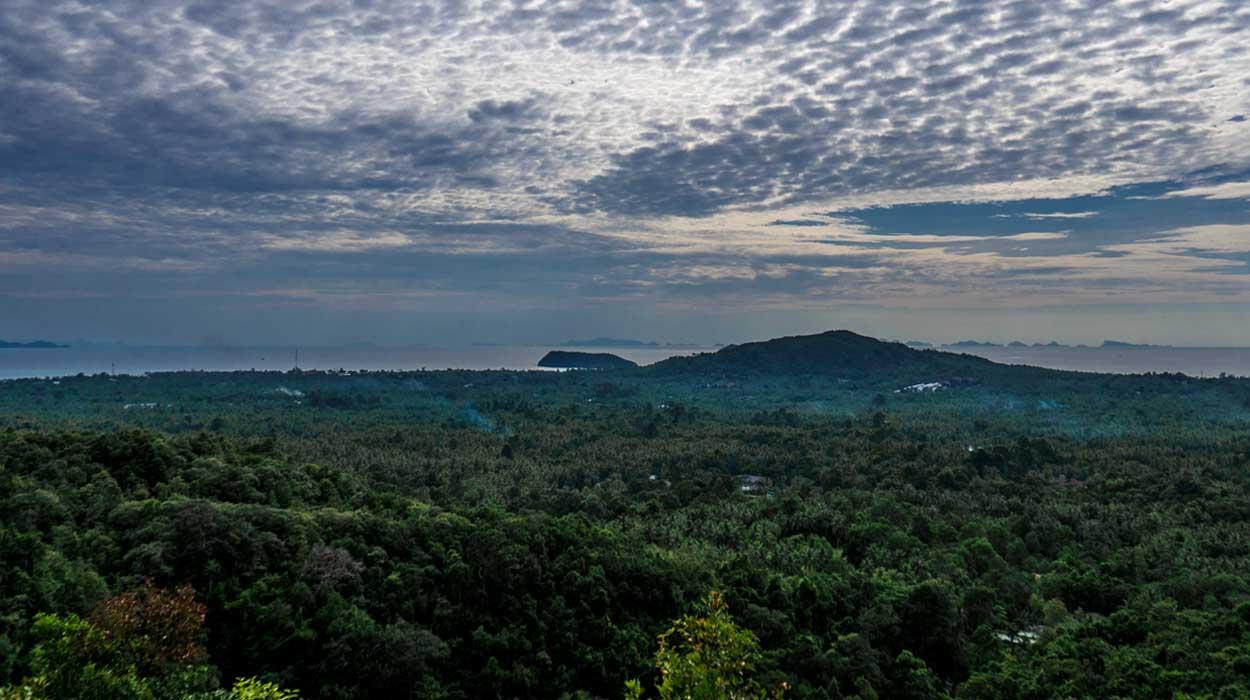 tajlandia przewodnik na pierwszy raz bedeker 2 koh phangan wyspa widok samui tao wycieczka tajlandia
