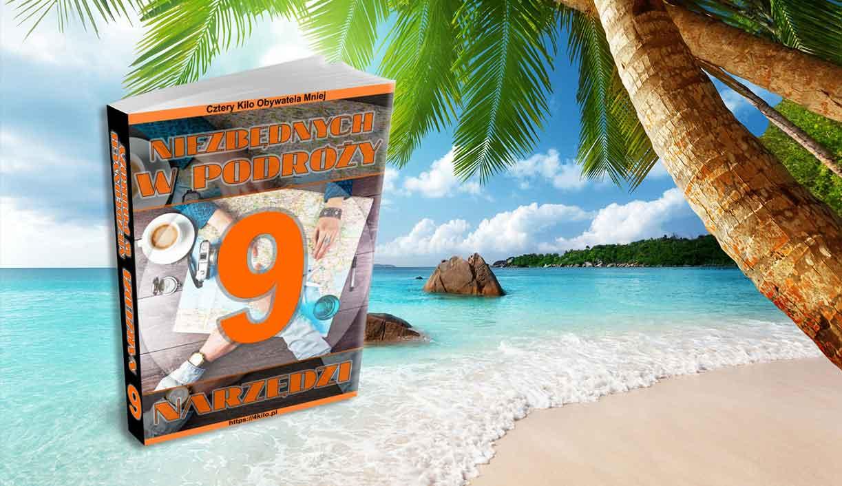 porady podróżnicze ebook 9 narzedzi niezbednych w podrozy porady blog azja tajlandia