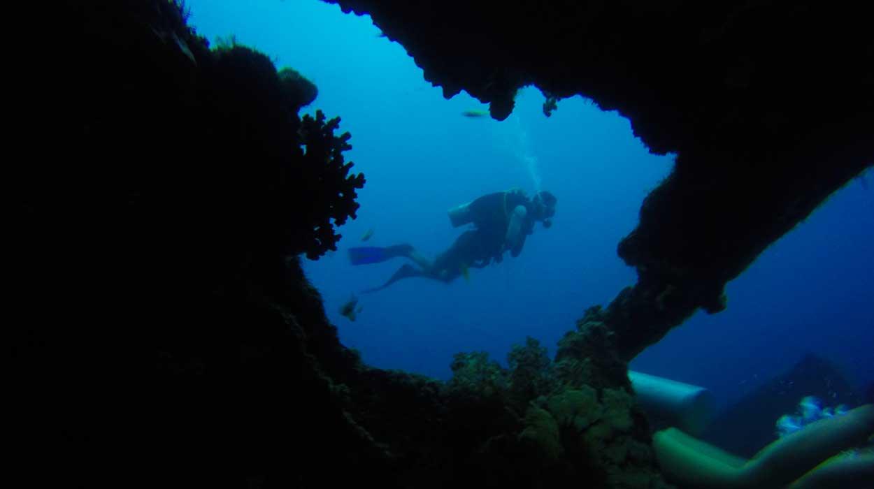 nurkowanie Bali indonezja wyspa lombok gili