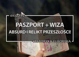 paszport wiza obowiązek wizowy dokumenty zasady przepisy