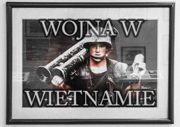 Wojna w Wietnamie, czyli jak to chyba było, cz.1