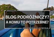blog podróżniczy podróże opisy opinie bloger