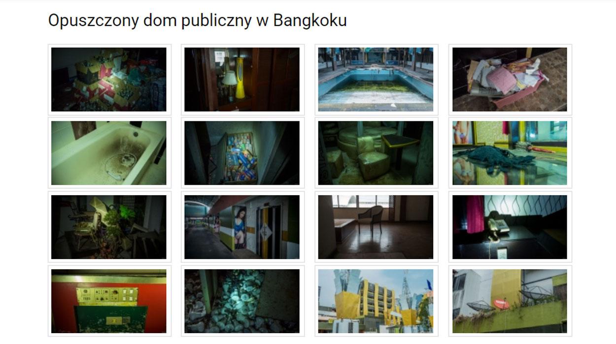 prostytucja w tajlandii galeria zdjęć