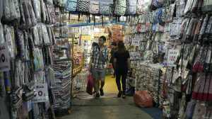 bangkok chatuchak market zakupy targowisko