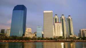 bangkok parki zwiedzanie