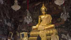 bangkok zwiedzanie budda muzeum