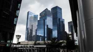dzielnica biznesowa singapuru