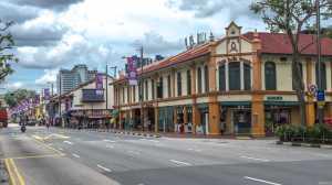 dzielnica indyjska w singapurze