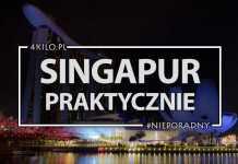 singapur praktyczny przewodnik zwiedzanie