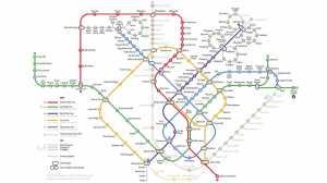 singapur transport publiczny mapa