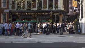 londyn pub piwo bar ceny