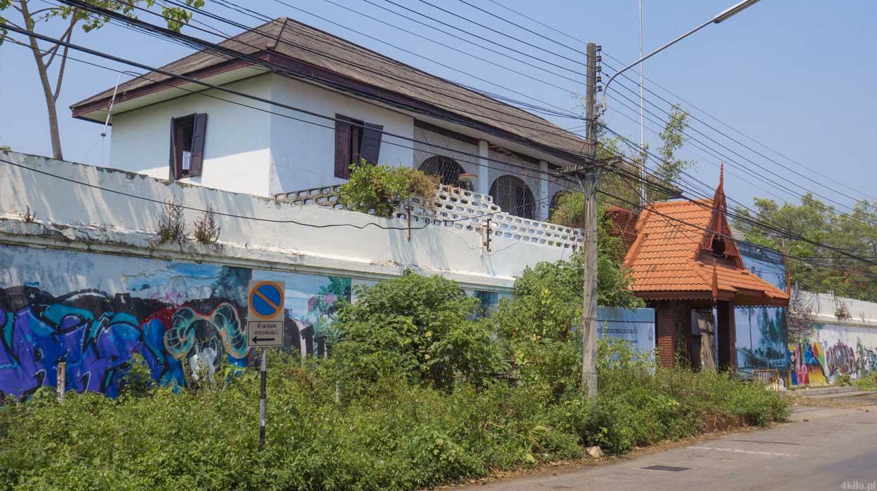 opuszczone więzienie w tajlandii