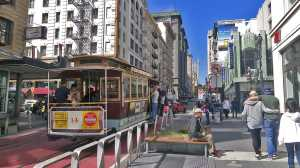 san francisco tramwaje miasto zwiedzanie cena