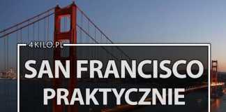 san francisco zwiedzanie usa