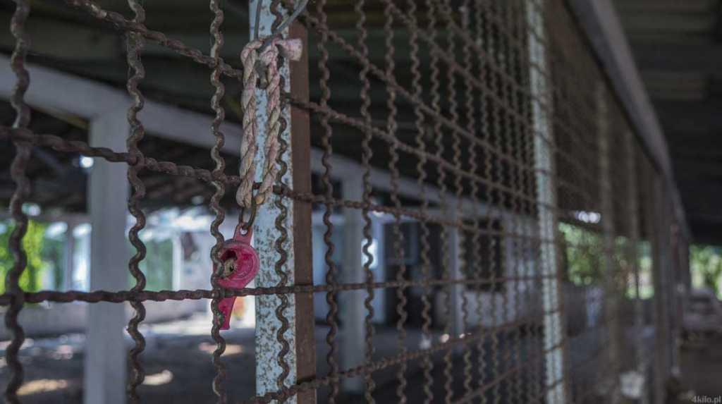 wiezienie ruina zapomniane