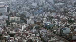 sajgon miasto widok
