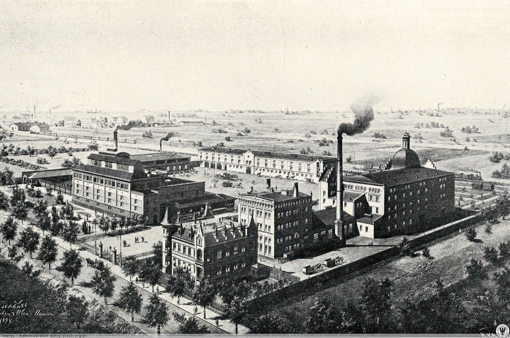 Co zobaczyć we Wrocławiu browar piastowski historia