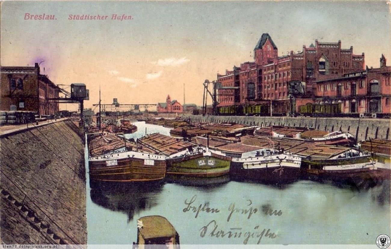Co zobaczyć we Wrocławiu port miejski pożar