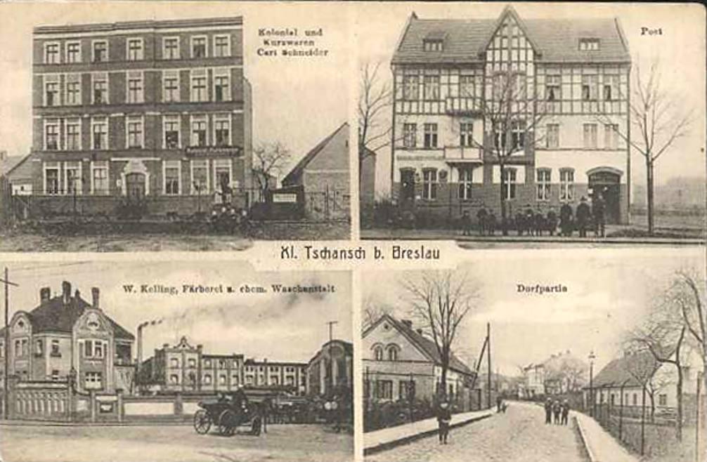Zabytki we Wrocławiu willa kellinga