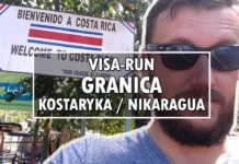 kostaryka vlog 9 visa run nikaragua