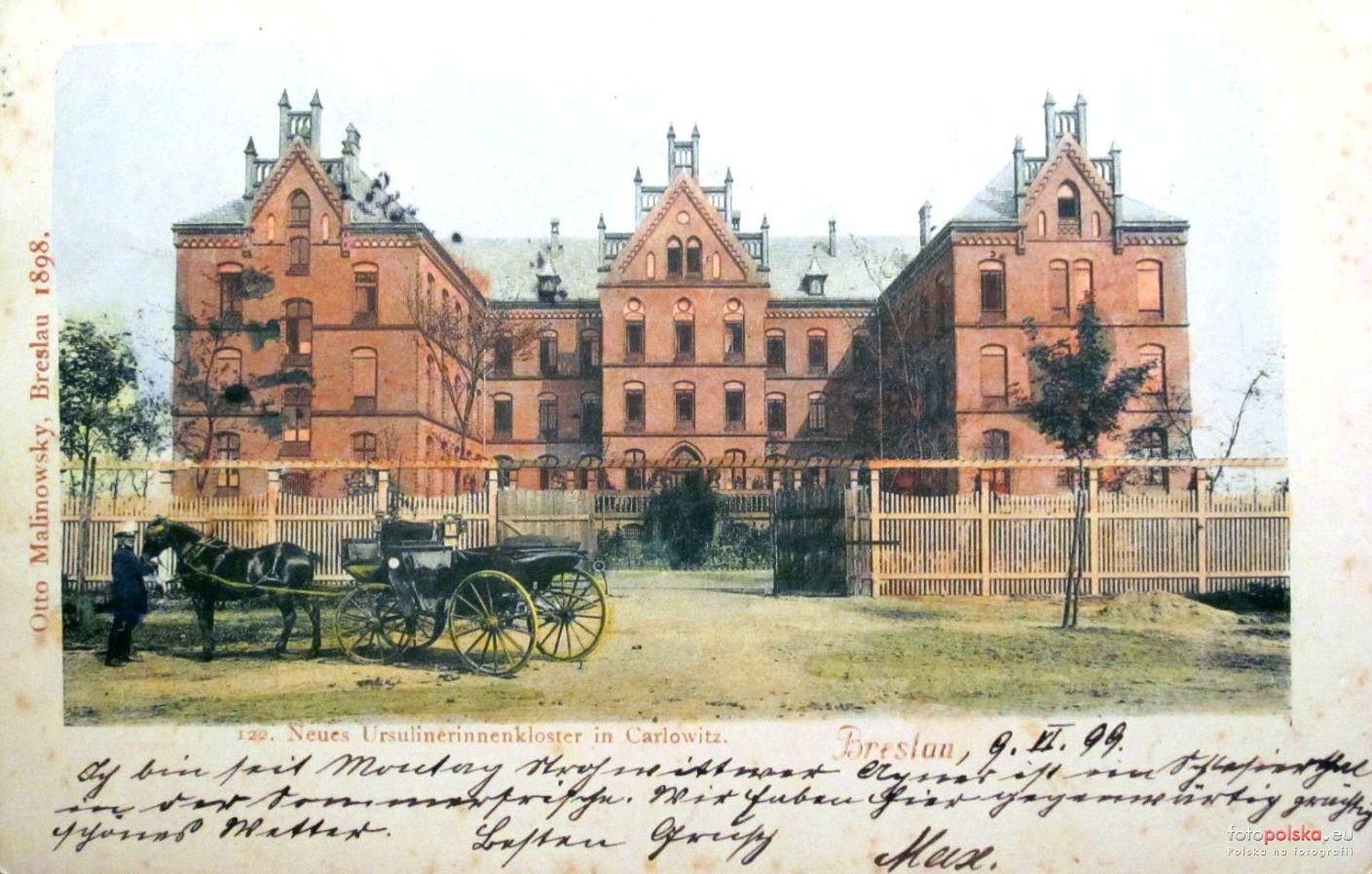 opuszczony wrocław szpital korczaka
